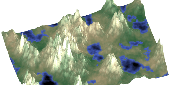 Terrain Generation 1: Introduction – LeatherBee Games